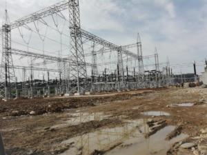 500 / 220 kV Substation Jvari, Georgia